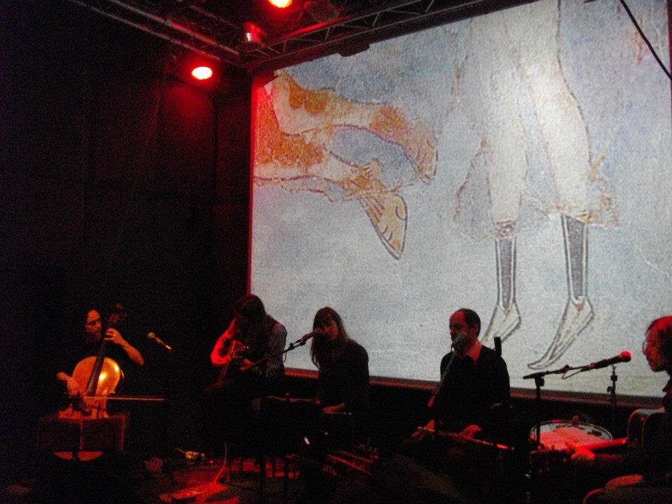live at Six D.O.G.S., Athens, Greece (February 7th 2013)